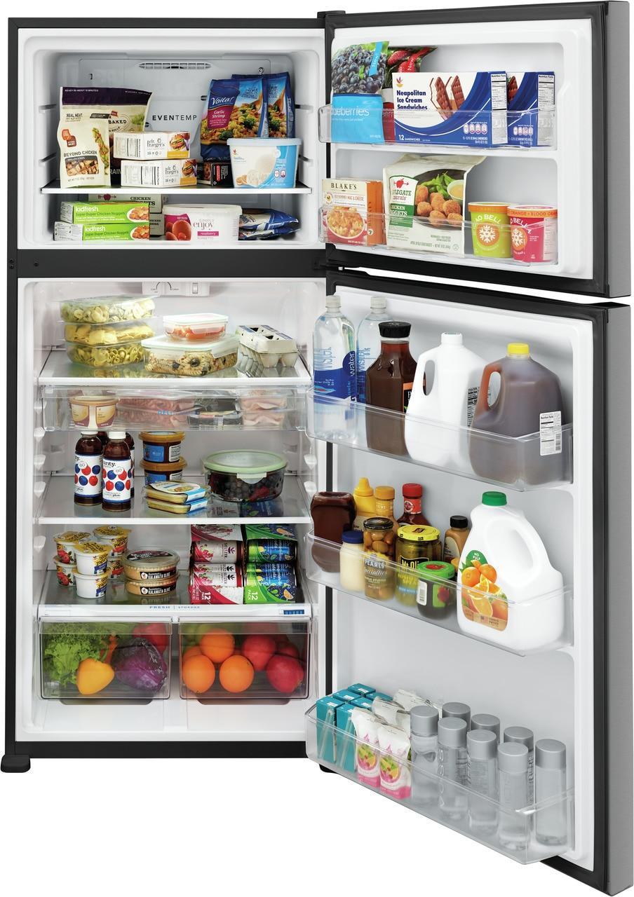 20.0 Cu. Ft. Top Freezer Refrigerator Photo #3
