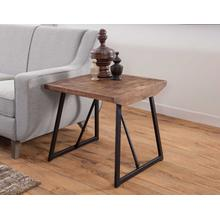 Walden Parquet End Table