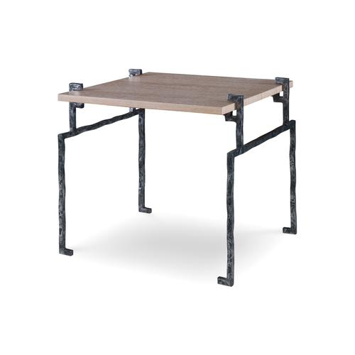 Maitland-Smith - RAGE CHAIRSIDE TABLE
