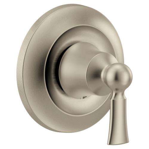 Wynford brushed nickel m-core transfer m-core transfer valve trim