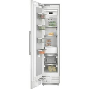 MieleF 2411 SF - MasterCool™ freezer For high-end design and technology on a large scale.