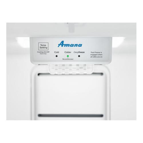 Amana® 16 cu. ft. Amana® Upright Freezer with Revolutionary Insulation