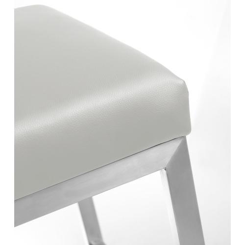 Product Image - Helsinki Light Grey Steel Counter Stool (Set of 2)