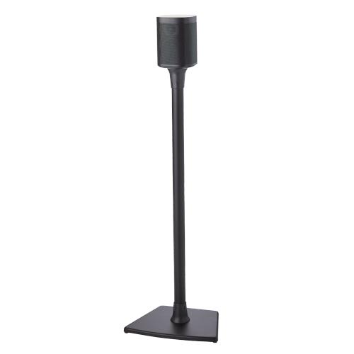 Black- Sanus Floor Stand