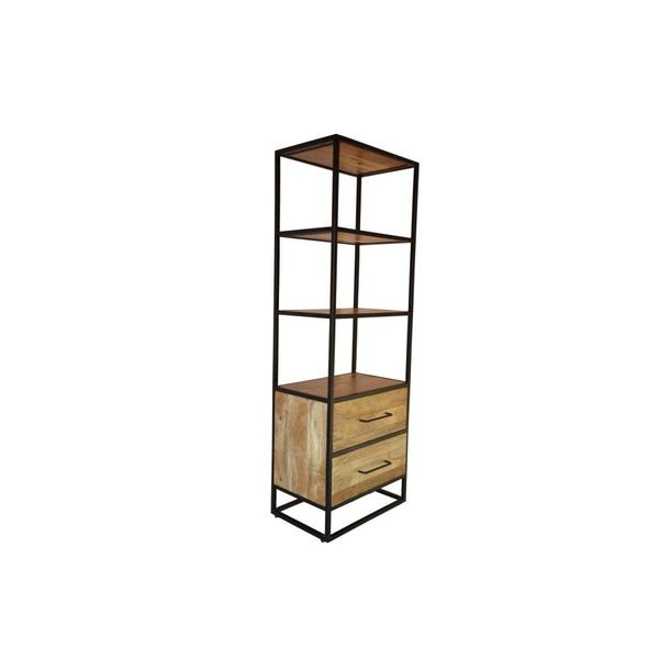 See Details - Delancy 2 Drawer Bookshelf, ART-3264