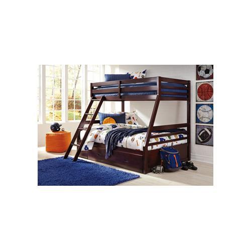 Halanton Twin/full Bunk Bed Panels