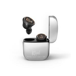 KlipschT5 True Wireless Earphones - Black/Silver