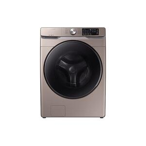 Samsung Appliances  4.5 cu. ft. Front Load Washer with Steam in Champagne