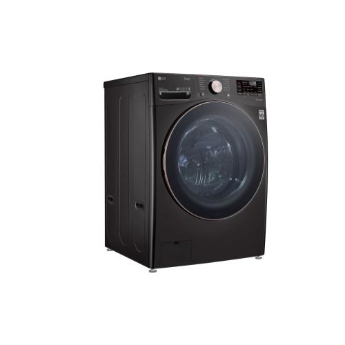 4.5 cu. ft. Ultra Large Capacity Smart wi-fi Enabled Front Load Washer with TurboWash™ 360° and Built-In Intelligence