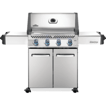 Prestige 500 Gas Grill , Stainless Steel , Propane