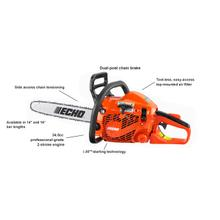 ECHO CS-352 34.1cc Easy-Starting Chain Saw