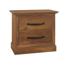 """See Details - Cade's Cove 34"""" Nightstand"""