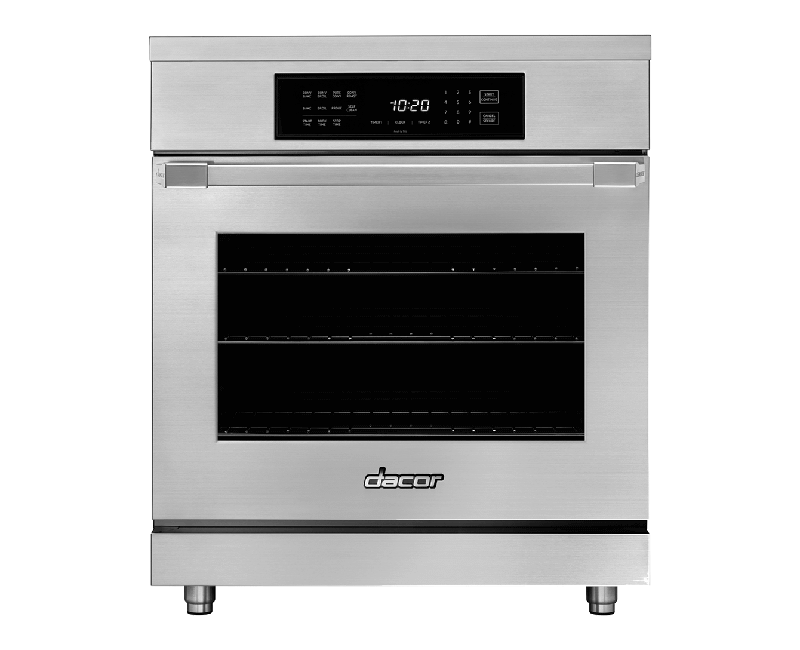 "30"" Induction Pro Range, Silver Stainless Steel, Canada"