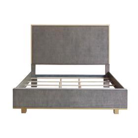 Carmen Full Panel Bed Footboard & Slats
