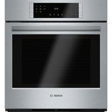 See Details - 800 Series Single Wall Oven 27'' Stainless steel HBN8451UC