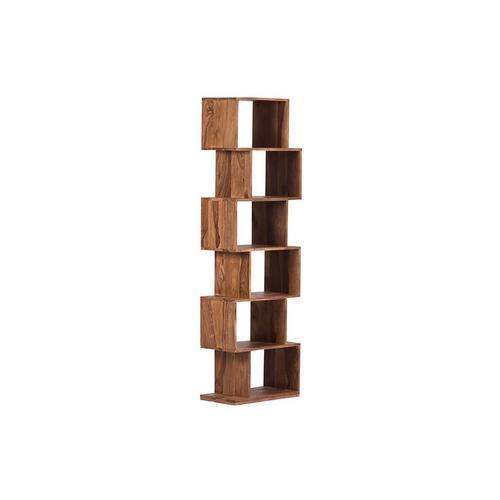 Urban 6 Shelf Bookcase, HN-8043