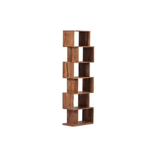See Details - Urban 6 Tier Bookcase, HN-8043