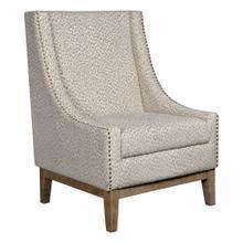 Jasmine Chair (snow Leopard)