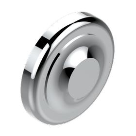 Control knob for Geberit waste overflow