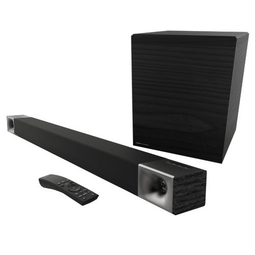 Klipsch - Cinema 600 Sound Bar - Black