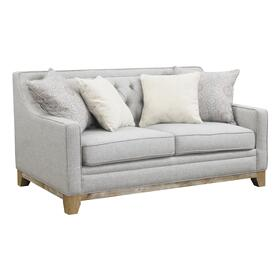 Jaizel Loveseat, Wickham Gray U3670-01-13
