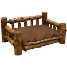 Dog Bed - Vintage Cedar