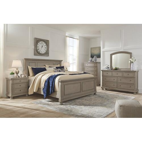 Lettner California King Sleigh Bed
