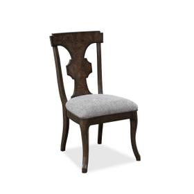 Landmark Splat Back Side Chair