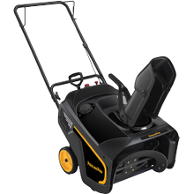Poulan Pro Snow Blowers PR100