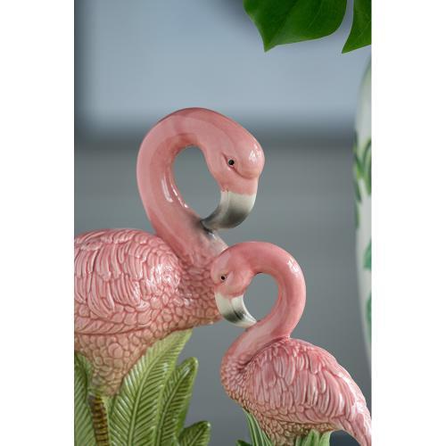 A & B Home - Flamingo Accent