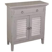 See Details - Shutter Cabinet
