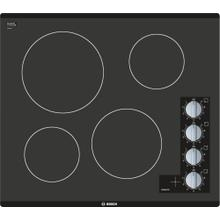 500 Series Electric Cooktop 24'' Black NEM5466UC