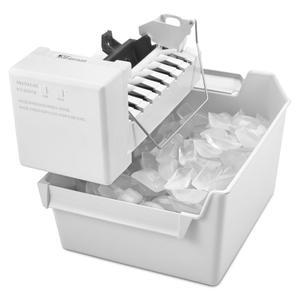 KitchenAidRefrigerator Ice Maker Assembly - White