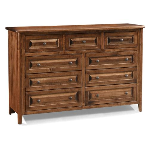 See Details - Carson 9 Drawer Dresser