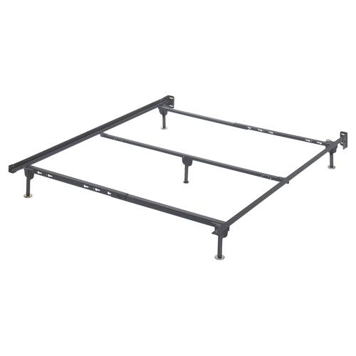 Frames and Rails Queen Bolt On Bed Frame