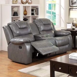 See Details - Grandolf Motion Love Seat