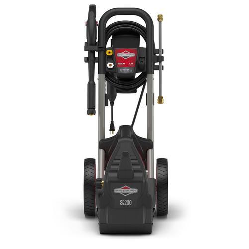 Briggs and Stratton - 2200 MAX PSI / 1.2 MAX GPM - Electric Pressure Washer