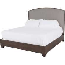 See Details - Upholstered Beds and Headboards Only with Wood Trim