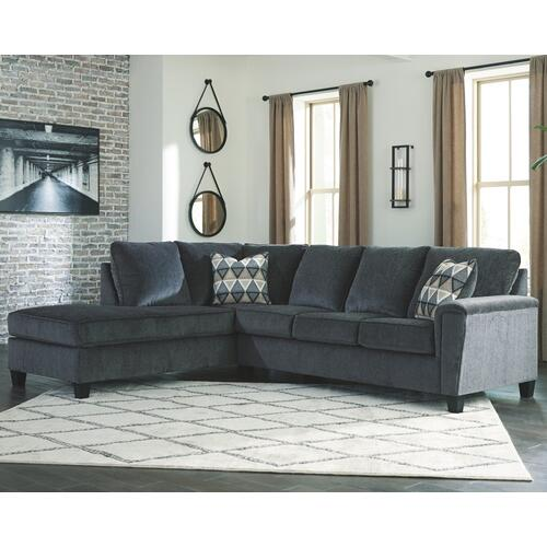 Ashley Millennium - Abinger 2-piece Sectional With Chaise