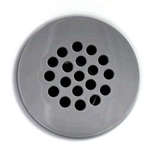 Grid Stainer Drain (without Overflow) - Chrome