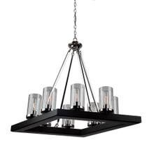 View Product - Canyon Creek 8 Light AC10848DC Authentic Pine Chandelier