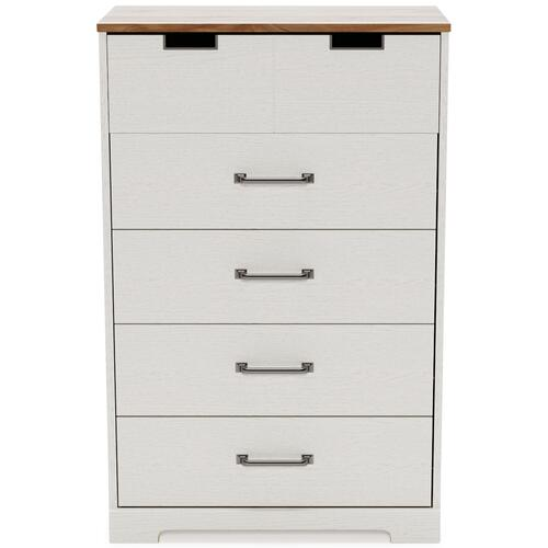 Signature Design By Ashley - Vaibryn Chest of Drawers