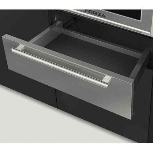 Forzacucina - 30 Inch Professional Warming Drawer