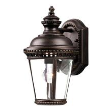 Castle Small Lantern Grecian Bronze