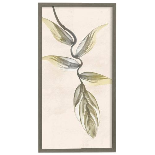 Style Craft - Sunkissed Growth V  22in X 42in Promotional Framed Print Under Glass  Ready to Hang