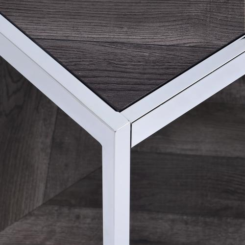 Archer Square End Table