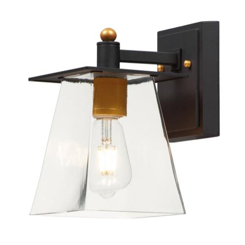 Chalet 1-Light LED Outdoor Wall Sconce