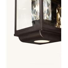 Mandeville 2-Light LED Outdoor Wall Sconce