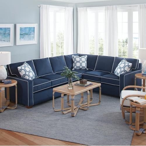 Braxton Culler Inc - Gramercy Park Two-Piece Corner Sectional