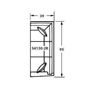 Capris Furniture - CORNER SOFA